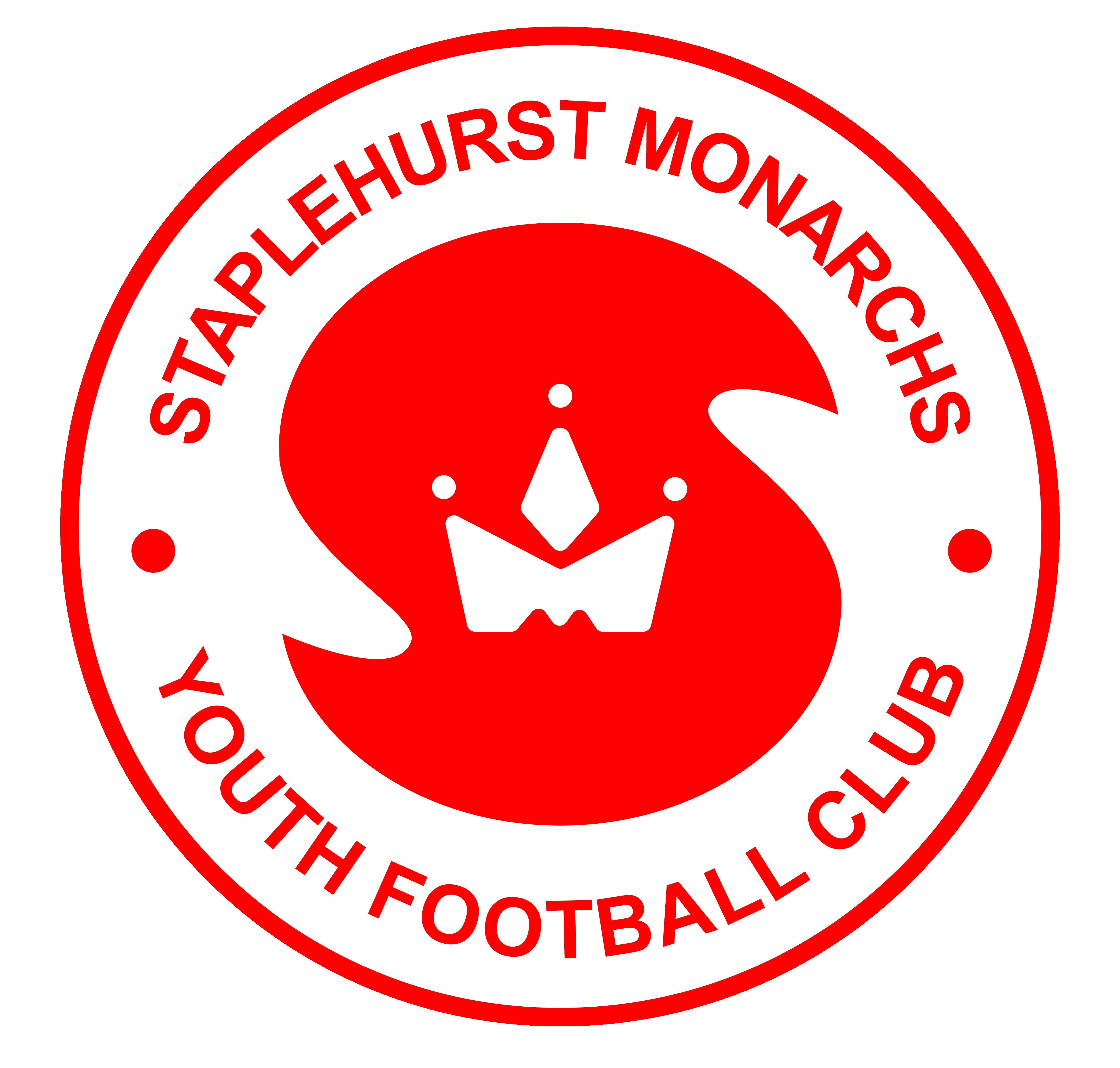 Staplehurst Monarchs Logo