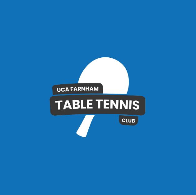 UCA Farnham Table Tennis